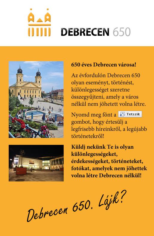 Debrecen 650