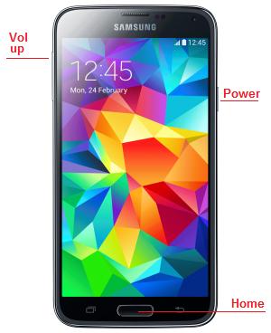 0ad549c39569 A gyári és custom recovery elérésének módja: A telefont kapcsoljuk ki, majd  a hangerő fel gomb, a középső és a bekapcsoló gombok együttes nyomásával ...