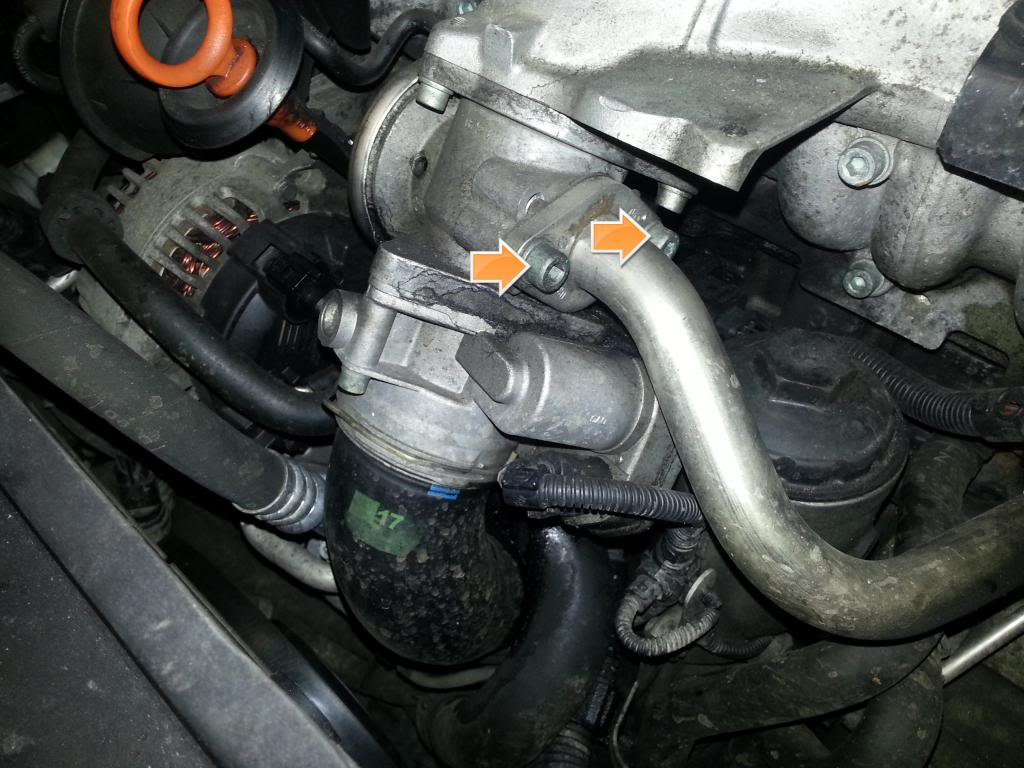 vw golf 2002 egr valve location  vw  free engine image for