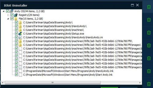 718a9c6c05f0 Ni, ennyi minden hátramarad egy standard uninstall során. Egyébként nálam 0  fps az alkalmazásban,=használhatatlan.