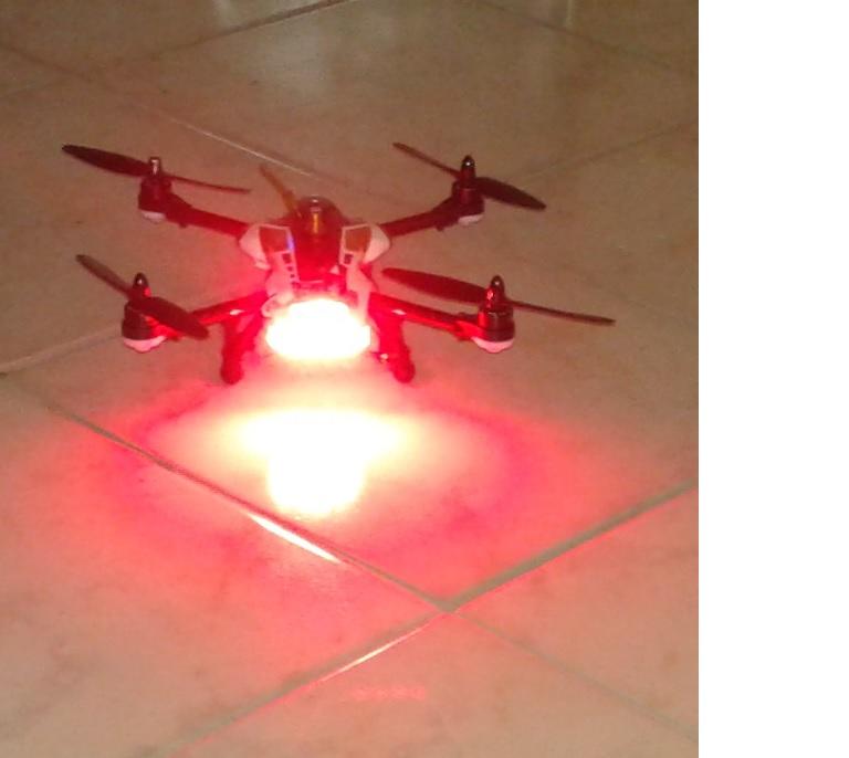 Drón topik