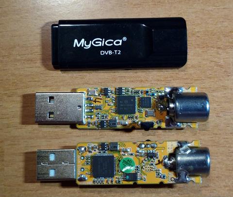 USB DVB-T/T2/C tuner: Geniatech MyGica T230 - LOGOUT hu