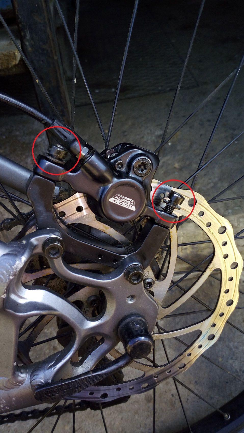 Miért nyikorog a fék kerékpáron
