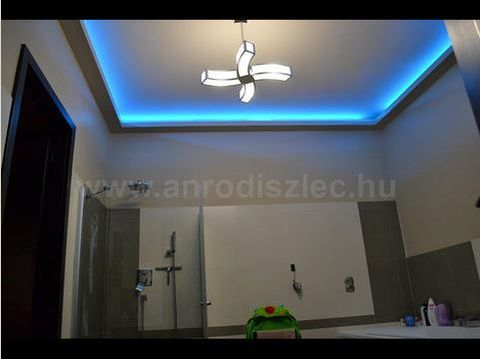 Ledes világítás lakásban