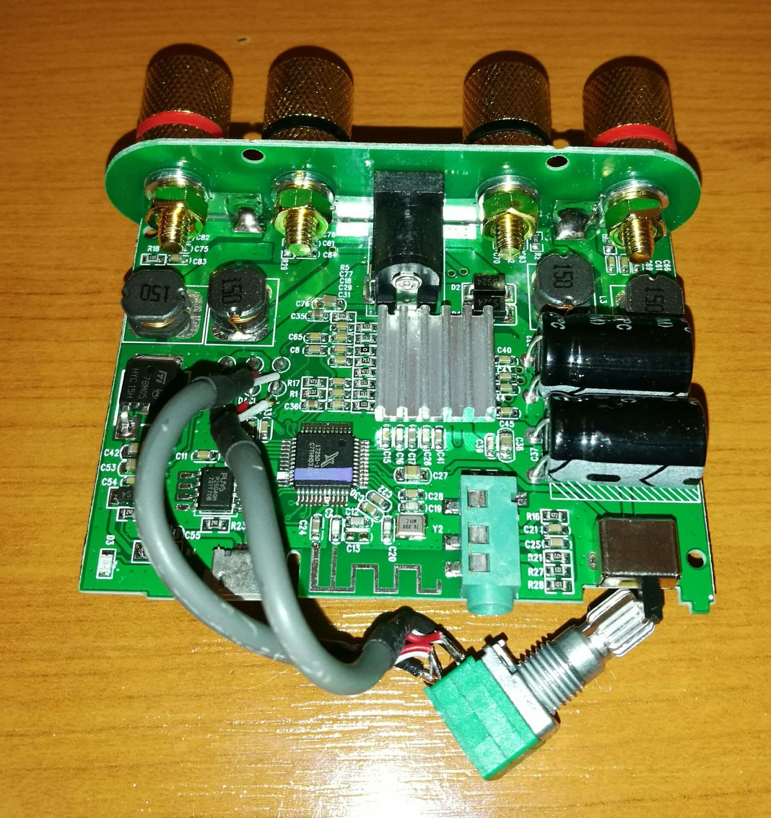 Tpa3116d2 Amp Page 1053 Diyaudio Class D Amplifier Circuit Tpa3118d2 Subwoofer Click The Image To Open In Full Size