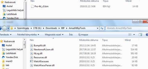 Amazfit BIP watchface módosítása - LOGOUT hu blogbejegyzés