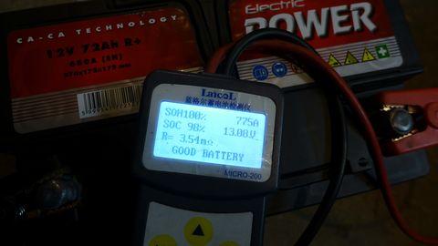 Re:] [Brogyi:] CTEK akkumulátor töltő és másolatai LOGOUT