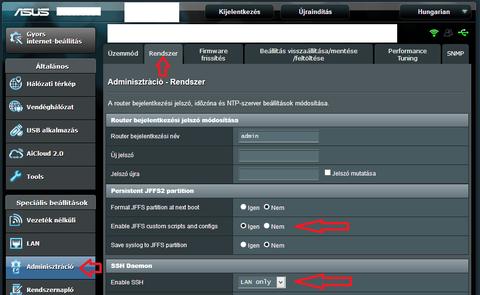 Transmission telepítése asus routerekre - LOGOUT hu blogbejegyzés