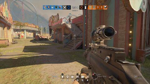 lövöldözős játékok javítják a látást)